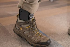 VibeForward - In-shoe wearable uses vibration tech to reduce freezing of gait
