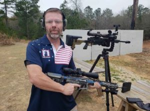"Competitive Shooter uses ""gun therapy"" to help manage Parkinson's"