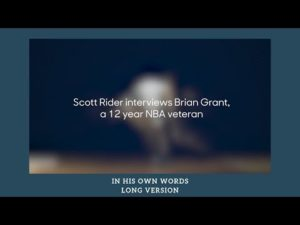 Brian Grant Interview (with Scott Rider)