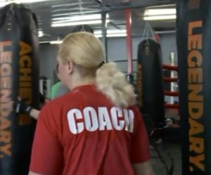 Rock Steady Boxing helped a husband get his wife back from Parkinson's grip