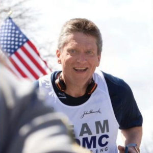 Outrunning Parkinson's at the Boston Marathon 2019