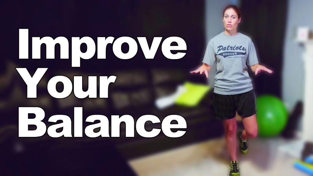 Balance Exercises for Parkinson's
