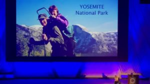 WPC2019 : Linda K. Olson - If I Can Do It, You Can Do It, Get Out And Go